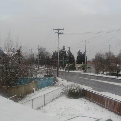 SNOW STORM 2001